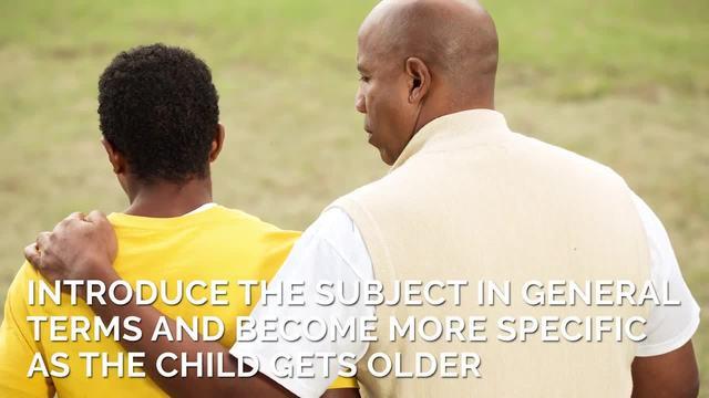 Talk to Teens