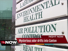 Unpleasant odor has Canton residents puzzled