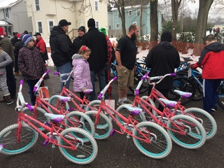 Group surprises Summit Co. kids with bicycles