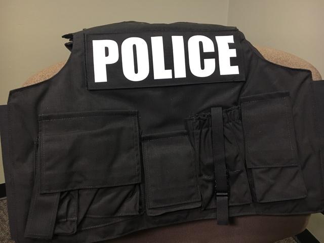 Lorain police officer victim of auto break-in; vest, badge stolen