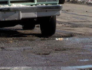 Confusion over city's pothole claims process