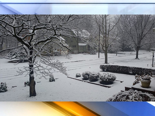 Photos: Winter weather pics sent in by viewers