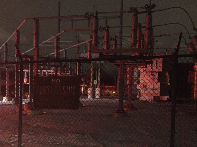 Widespread power outage reported on west side of Cleveland