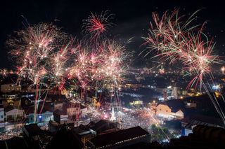 PHOTOS: New Year's Eve around the world