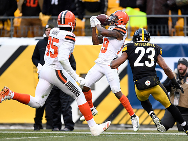 Steelers Receiver 'Rehabbing Around The Clock' Ahead Of Browns Game