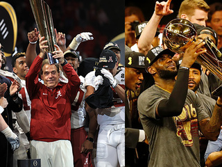 Why Alabama's record is good news for LeBron