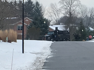 Jackson Twp. SWAT standoff ends after 4 hours