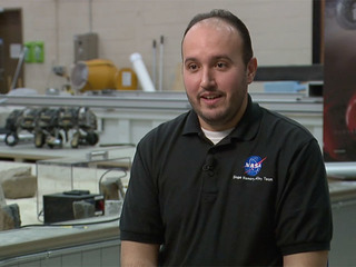 NASA researcher's inspirational story of success