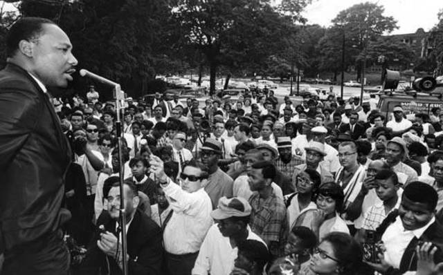 Cleveland Reverend Recalls The Day Dr Martin Luther King Jr Walked