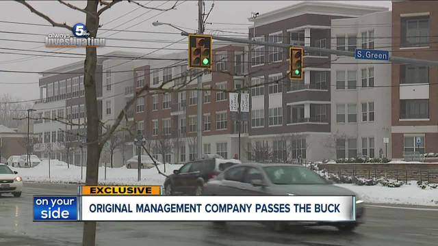 Former management company for The Vue says luxury apartments were in…