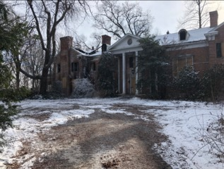 Cornus Hill Firestone mansion fire ruled arson