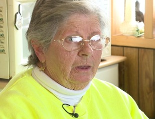 Elderly attack victim has message for suspect