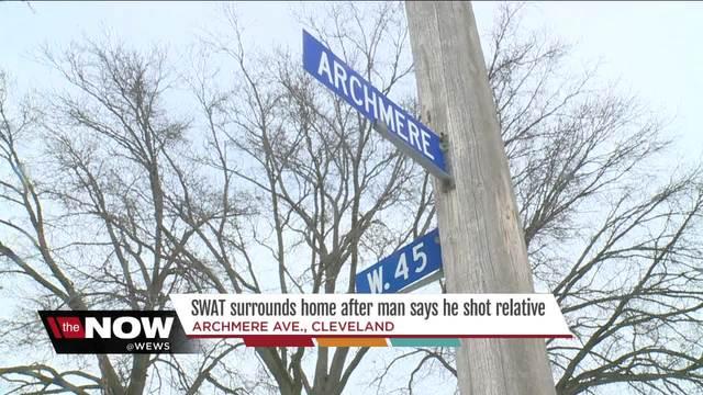 Woman found dead- man taken into custody after SWAT standoff in Cleveland