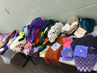 Knitting club gives back in honor of MLK