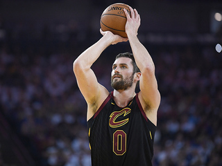 Kevin Love out for game 7
