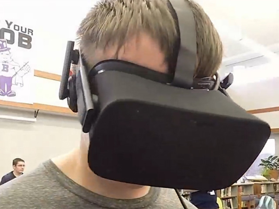 Virtual reality headsets teach Barberton students in entirely new way