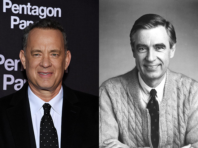 Tom Hanks to portray Mister Rogers in 'You Are My Friend'