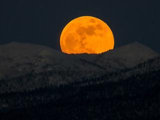 PHOTOS: 'Super blue blood moon' around the world