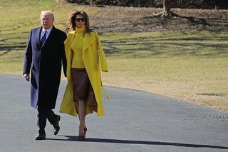 In Ohio, Trump calls Democrats 'Un-American'