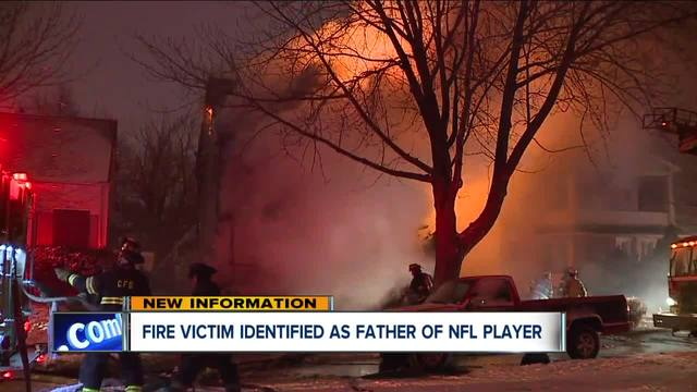Seahawks' Clark: Fire killed father, 3 other family members