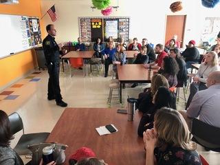 Local teachers undergo active shooter training