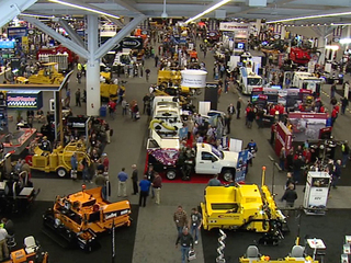 Cleveland hosting the National Pavement Expo