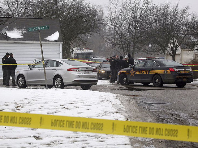 Officers Killed While Investigating 911 Call in Ohio