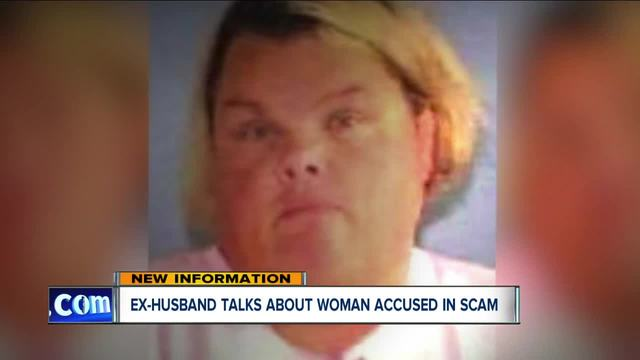 Ex-Husband- Dawn Brown-s fake pregnancy- cancer diagnosis dates back to 2001