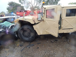 Report: Failures led up to deadly Humvee crash