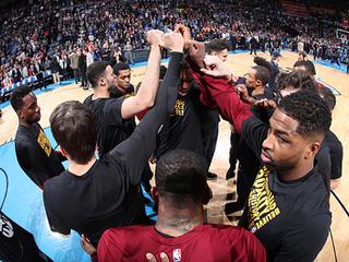 Cavaliers head into All-Star break