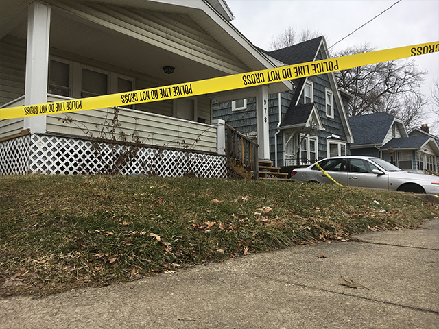 4-year-old girl shot dead in suspected domestic dispute in Ohio