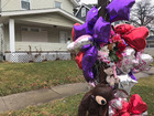 Memorial for 4-year-old shot, killed in Akron