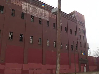Possible mercury contamination at CLE building