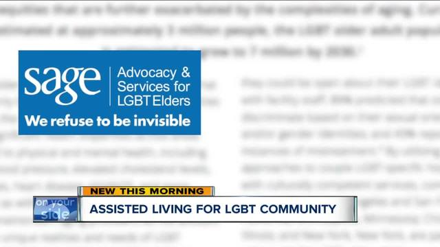 Assisted living facility in Oberlin caters to LGBT adults