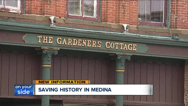 Saving history in Medina