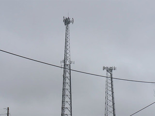 Neighbors upset over planned cell phone tower