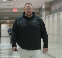 Heroic Chardon coach fights to make schools safe