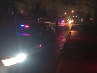 3-year-old girl struck in West Park neighborhood