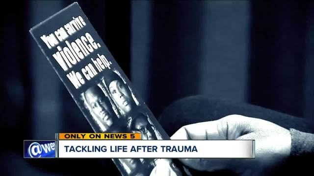 Trauma Recovery Center helping Cleveland violent crime victims