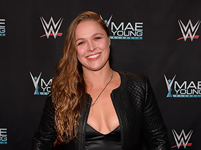 Ronda Rousey officially becomes a WWE superstar