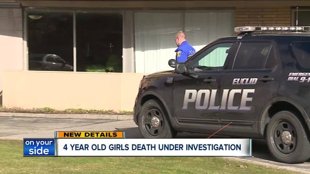 4-year-old girl pronounced dead after being found with burn marks