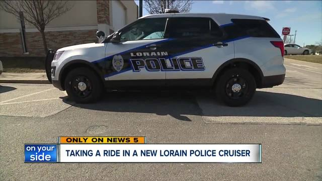 Lorain Police Department gets 20 new police cruisers - News 5 Cleveland