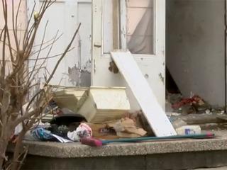 Abandoned homes bringing unwanted guests