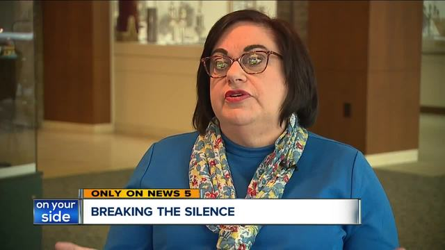 Cleveland becomes first Jewish community in the country to break silence…