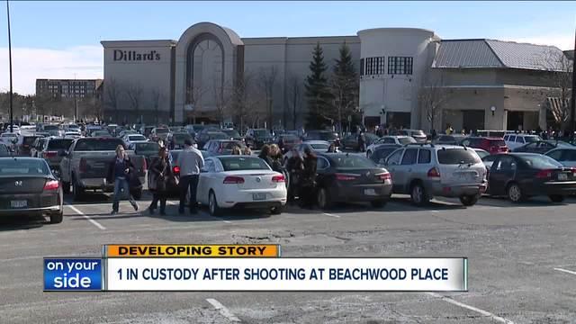 Shooting at Beachwood mall