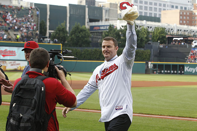 Jim Thome's Indians Hall of Fame plaque won't include Chief Wahoo