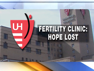UH Fertility Clinic: Another family's hopes lost