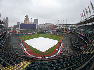 Will bad weather postpone Tribe home opener?
