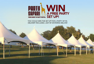 Party Safari Day Party Giveaway