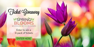 Cleveland Botanical Garden Ticket Giveaway